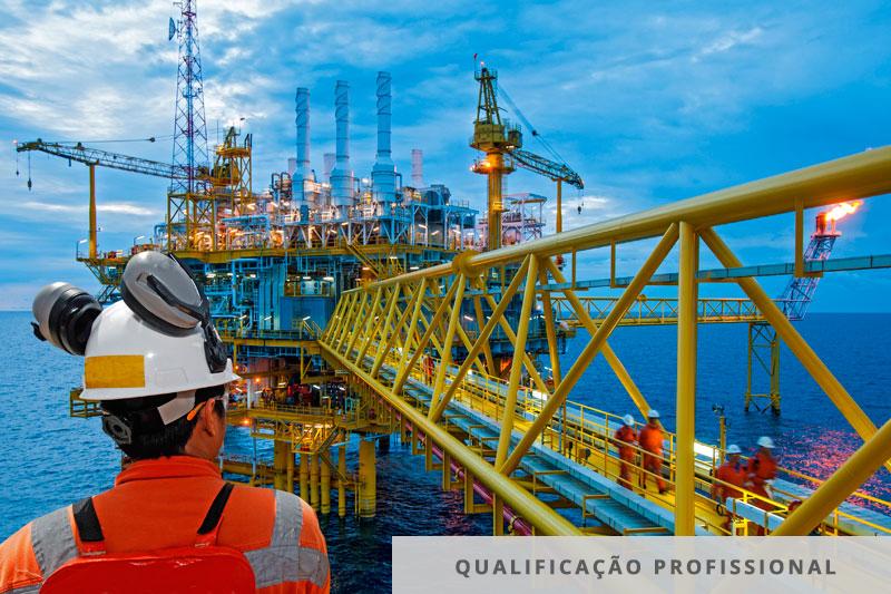 qualificação profissional em segurança de plataforma