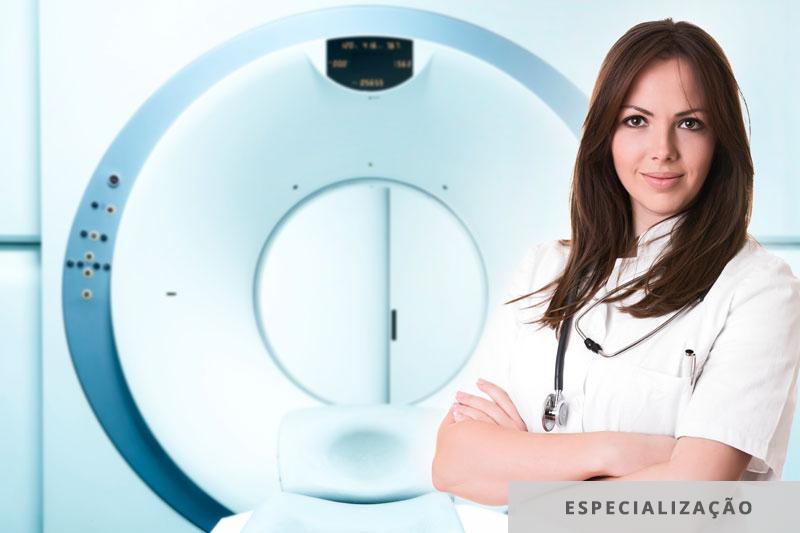 especialização em ressonância magnética