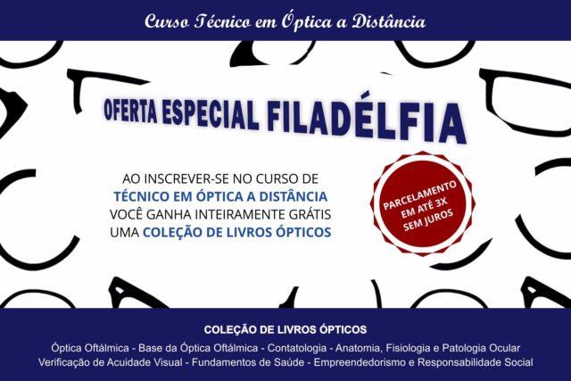 T cnico em ptica ead curso grupo educacional filad lfia for Curso de interiorismo gratis
